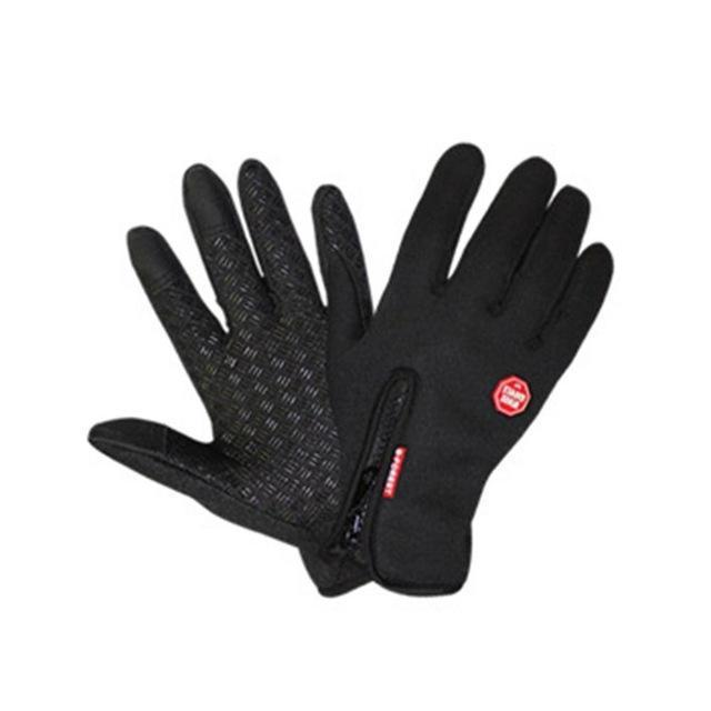 Outdoor Windproof Waterproof Touch Screen Gloves - paint by numbers