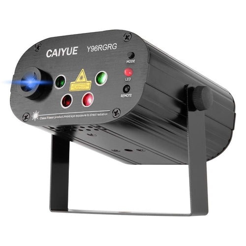 DJ Laser Stage Light Led Magic W/Remote - paint by numbers