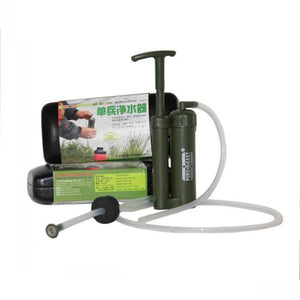 Portable Water Filter Purifier Quality and Durable - paint by numbers