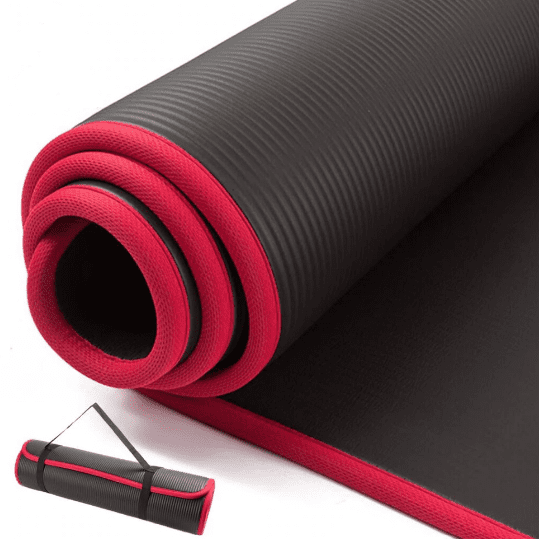 Extra Thick High Quality Yoga Mat - paint by numbers