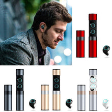 Wireless Waterproof Bluetooth Earphones - paint by numbers