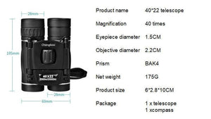 High Quality Infrared Eyepiece Binoculars - paint by numbers