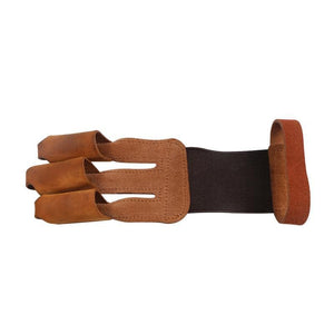 Protective Glove Finger Cot Leather - paint by numbers