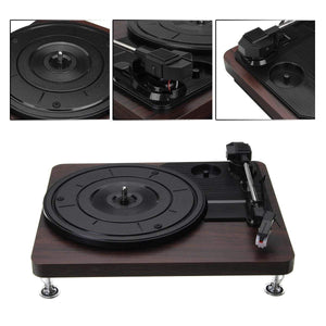 Turntable Vinyl Disc Player  3.5mm Output USB DC 5V - paint by numbers