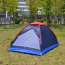 Waterproof Single Layer Two People Tent - paint by numbers