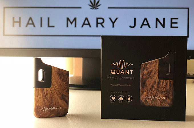 Review of HAIL MARY JANE about ours vaporizers