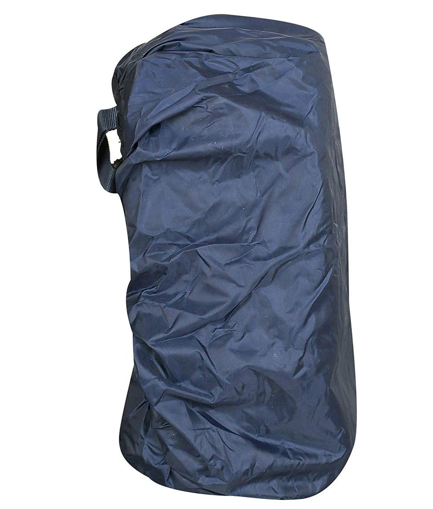 Dhariwal PU Water & Dustproof Cover for Backpack 40L-50L with Internal Push Clip Raincover Mohanlal Jain (Dhariwal Bags)
