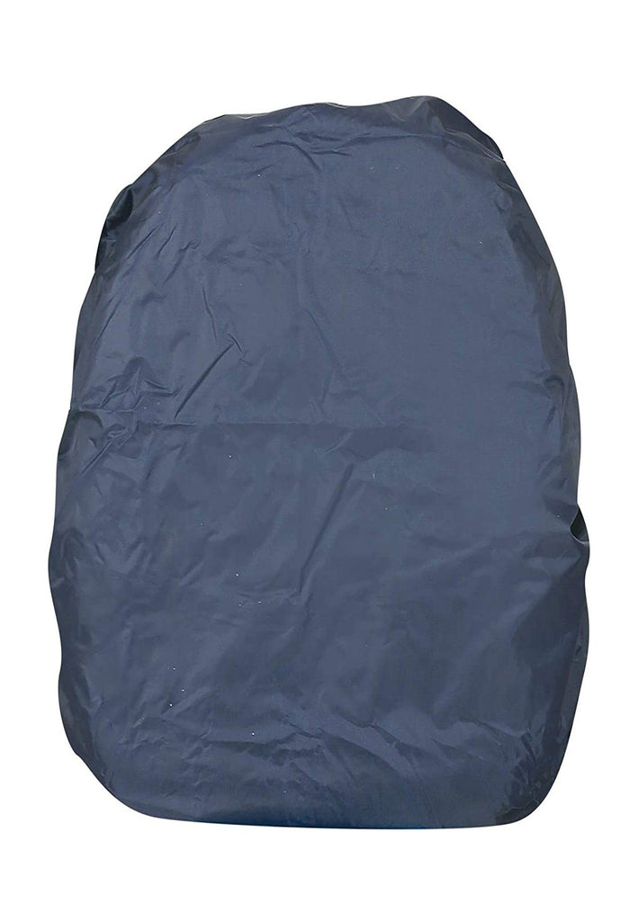 Dhariwal PU Water & Dustproof Cover for Backpack 40L-50L with Internal Push Clip Raincover Mohanlal Jain (Dhariwal Bags) Blue