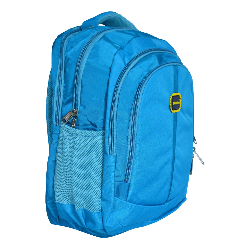 Dhariwal Ultra Light Weight Kids Unisex Dual Compartment School Backpack 25L SCB-315 School Bags Dhariwal