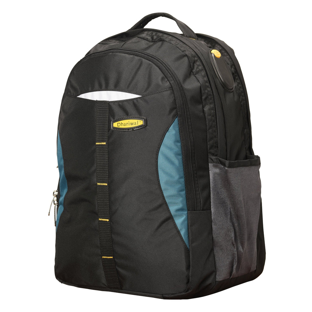 Dhariwal Unisex Dual Compartment Backpack 34L BP-223 BackPack Mohanlal Jain (Dhariwal Bags)