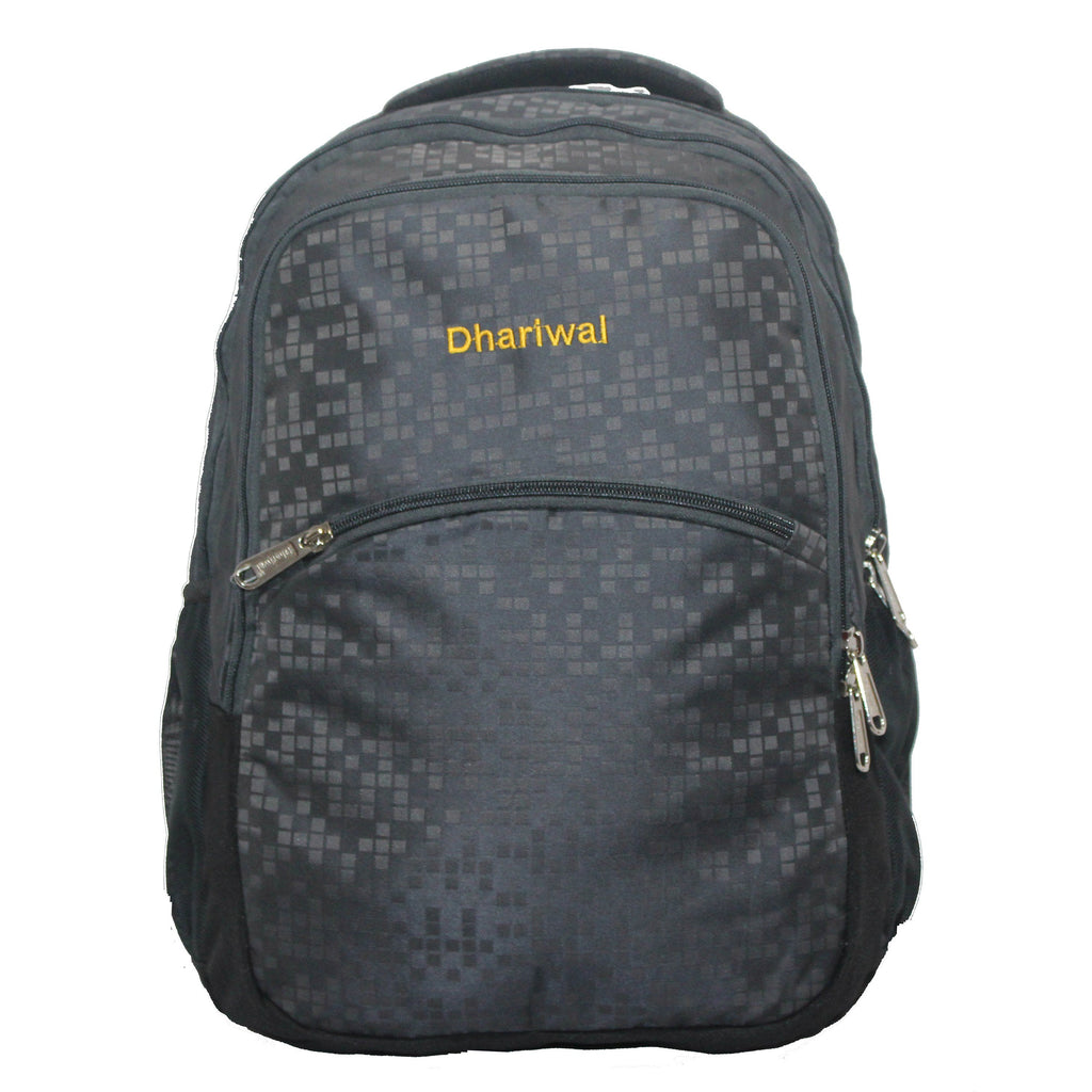 Dhariwal Unisex Laptop Backpack 32L BP-216 BackPack Dhariwal Grey