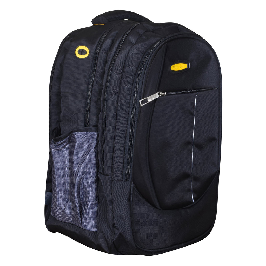 Dhariwal Unisex Triple Compartment Backpack for Outing/Hiking/Trekking/Weekender 46L BP-230 BackPack Mohanlal Jain (Dhariwal Bags)
