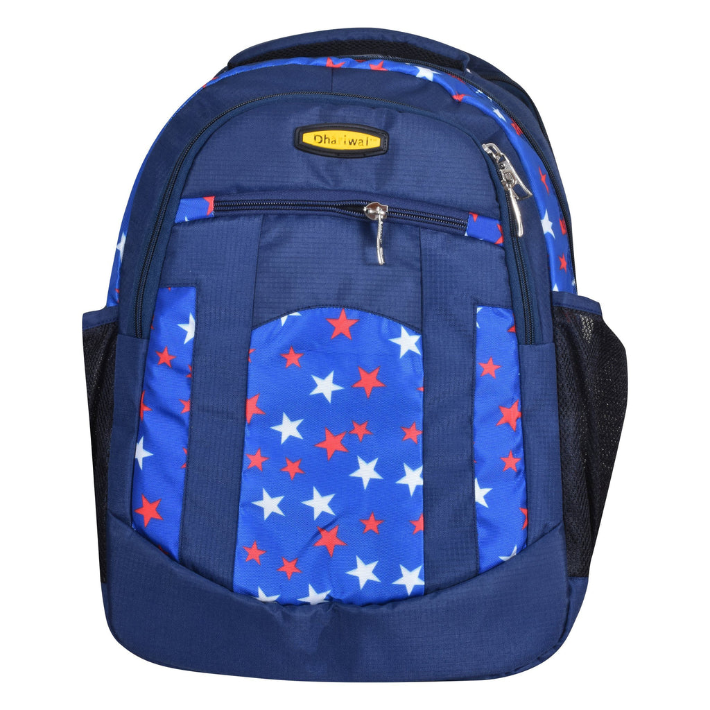 Dhariwal Unisex Ultra Light Weight Backpack 35L BP-204 BackPack Dhariwal Blue