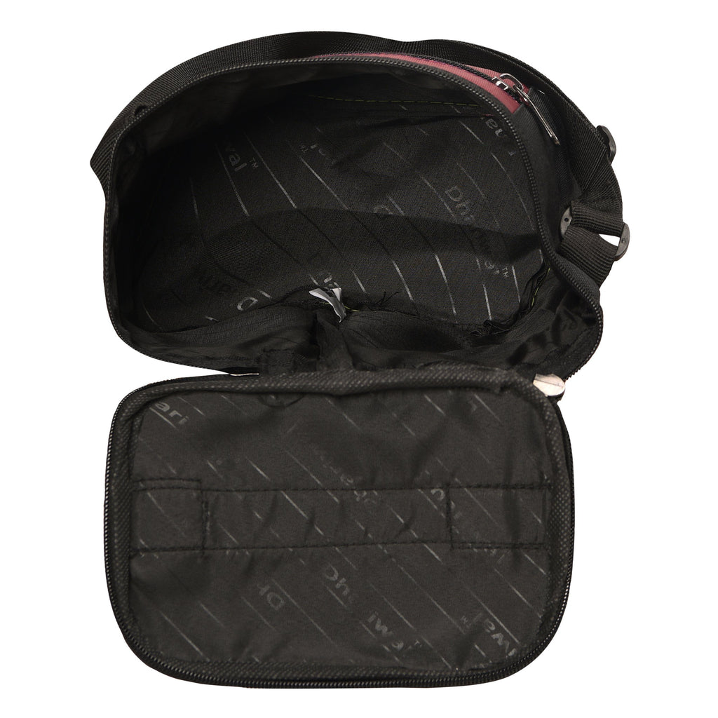 Tiffin Bag Round Zip - TB-410 - Big Tiffin Bags Dhariwal