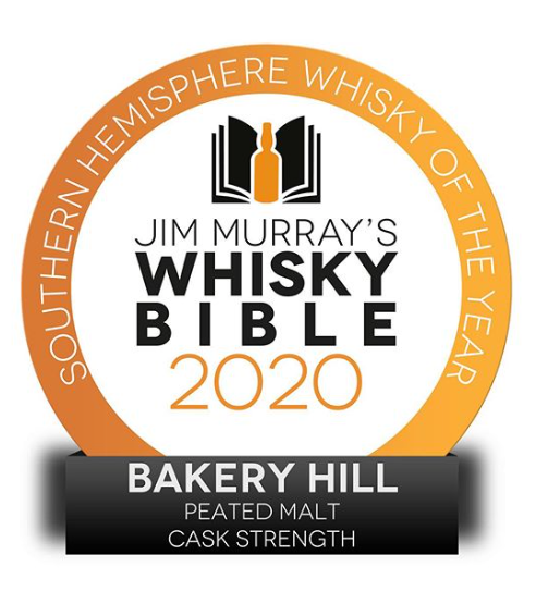 Bakery Hill Distillery Awarded Southern Hemisphere Whisky of the Year