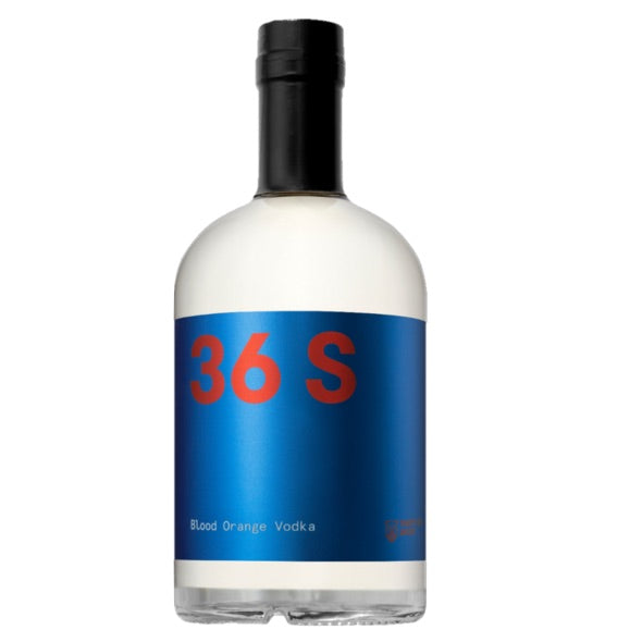 36 S Blood Orange Vodka