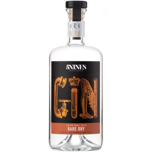 5Nines Rare Dry Gin