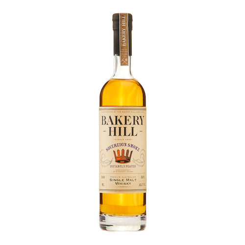 Bakery Hill Single Malt Whisky Sovereign Smoke Peated