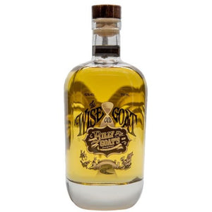 Billy Goat's barrel aged gin