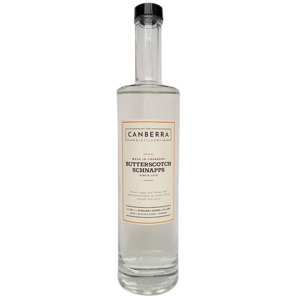 Canberra Distillery Butterscotch Schnapps