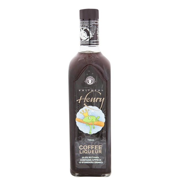 Faithful Henry Coffee Liqueur