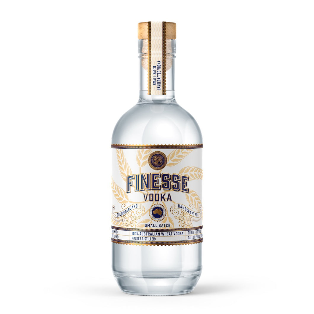 Finesse Premium Vodka Gold Standard