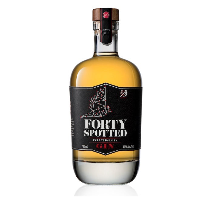 Forty Spotted Winter Gin