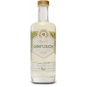 Ginfusion Lemon Myrtle & Elderflower