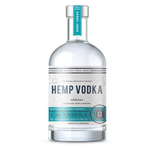 Hemp Vodka with Myrcene
