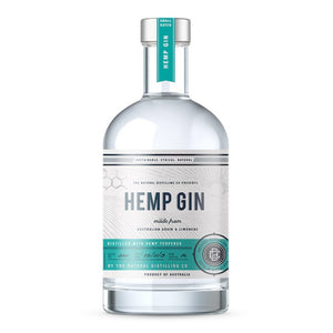 Hemp Gin with Limonene