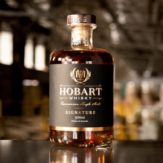 Hobart Whisky Signature