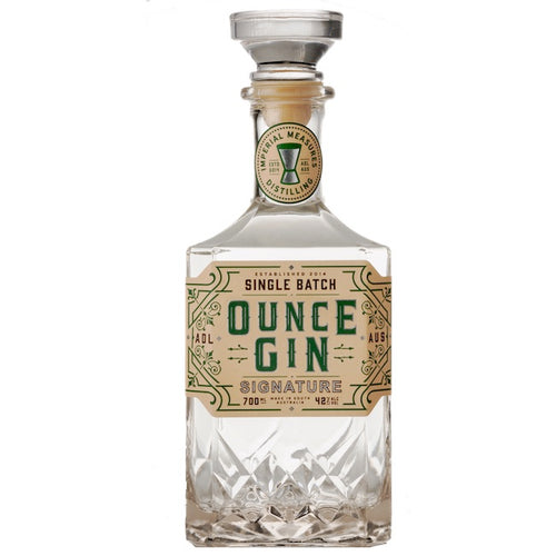 Imperial Measures Ounce Gin Signature