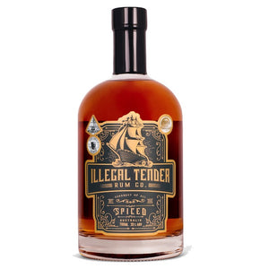 Illegal Tender Bushtucker Spiced
