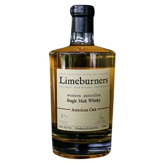 Limeburners single Malt Whisky American Oak