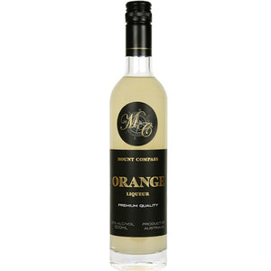 Mount Compass Orange Liqueur