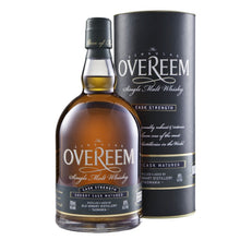 overeem sherry cask strength whisky