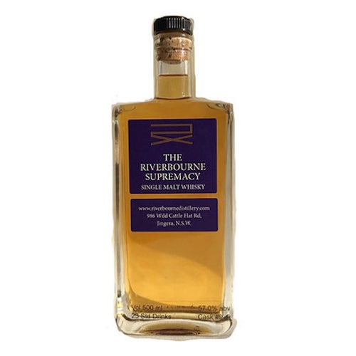 Riverbourne Supremacy single malt whisky