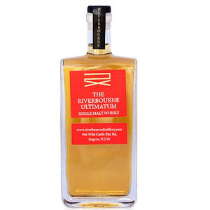 Riverbourne Ultimatum Single Malt Whisky 3