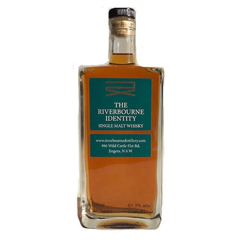 Riverbourne Identity Single Malt whisky