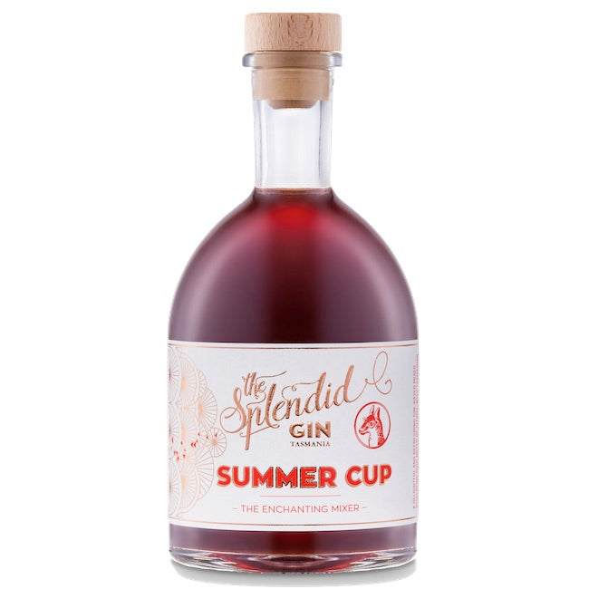 Splendid Gin Summer Cup