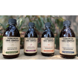 Tasmanian Tonic Co syrups