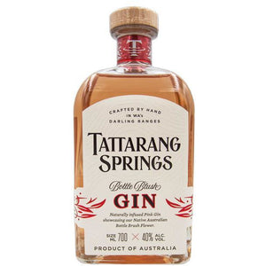 Tattarang Springs Bottle Blush Pink Gin