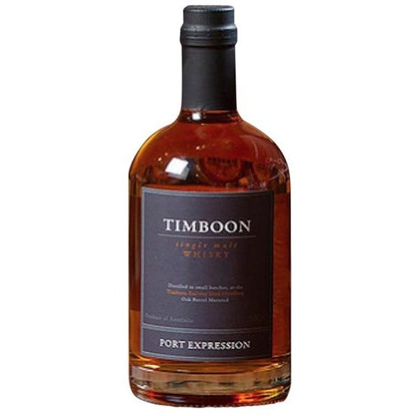 Timboon Single Malt whisky Port Expression