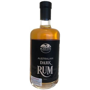 Black Gate Australian Dark Rum Sherry Cask BGO24/25