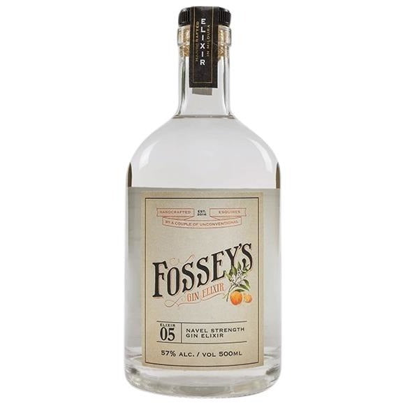 Fossey's Navel Strength Gin