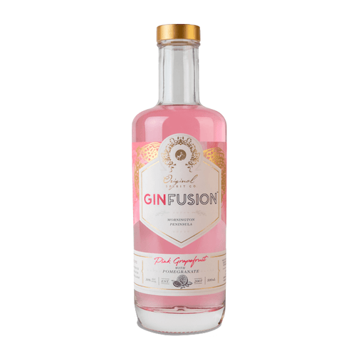 Ginfusion Pink Grapefruit with Pomegranate
