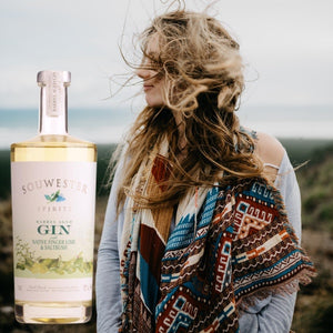 Souwester Barrel Aged Ice Gin