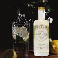 Ginfusion Lemon Myrtle with Elderflower Tonic