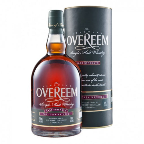Overeem Port Cask Matured Single Malt Whisky