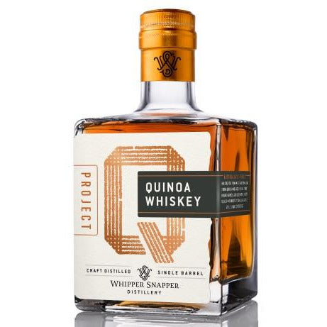 Project Q Quinoa Whiskey
